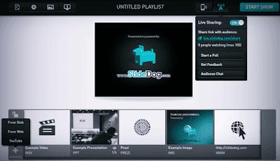برنامج-SlideDog-لإنشاء-العروض-التقديمية
