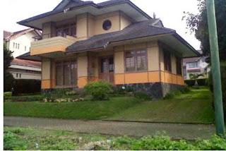 villa unik murah di lembang