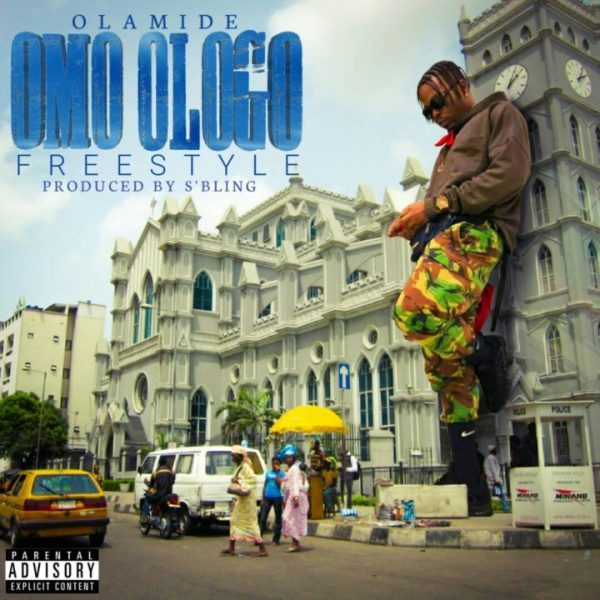 UX MUSIC: Olamide - Omo Ologo