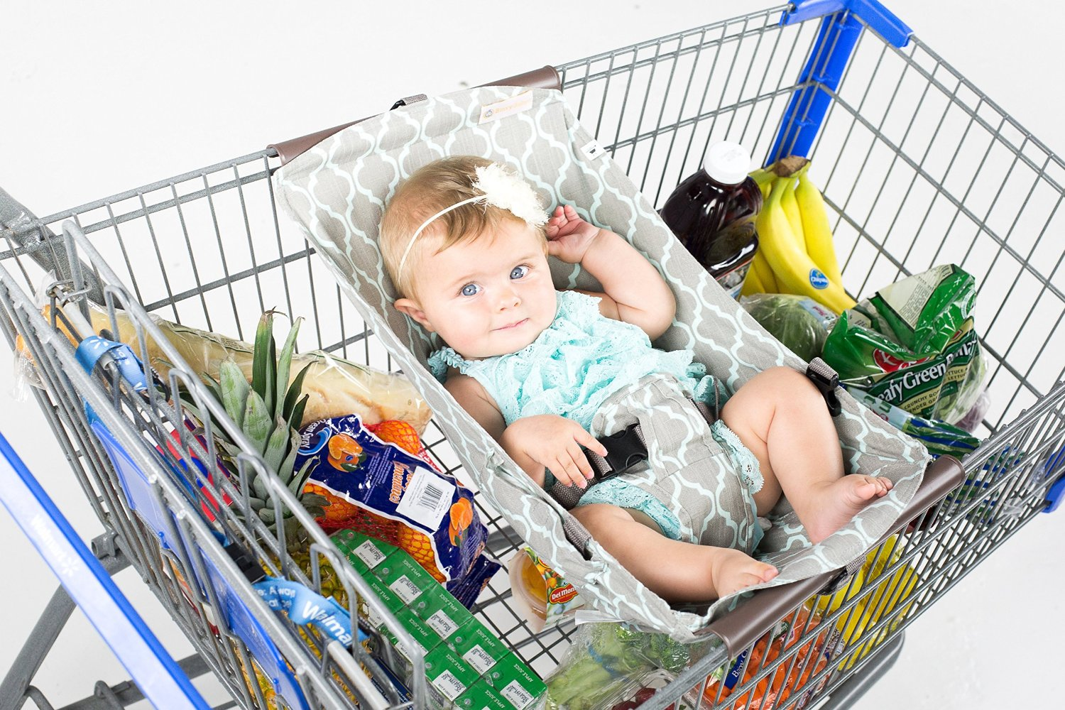 A shopping list is definitely a must, as it can help you keep track of the baby supplies you've already purchased and the stuff you still need. From big purchases like nursery furniture and bottle-feeding equipment to smaller items like diapers and burp cloths, you can find everything you need for your new baby at Every Day Low Prices at Walmart.