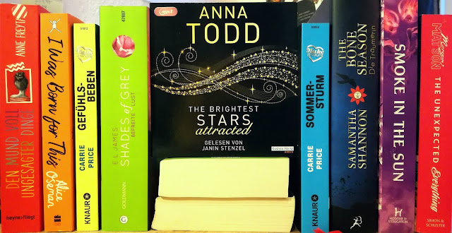 Hörbuch The brightest stars by Anna Todd