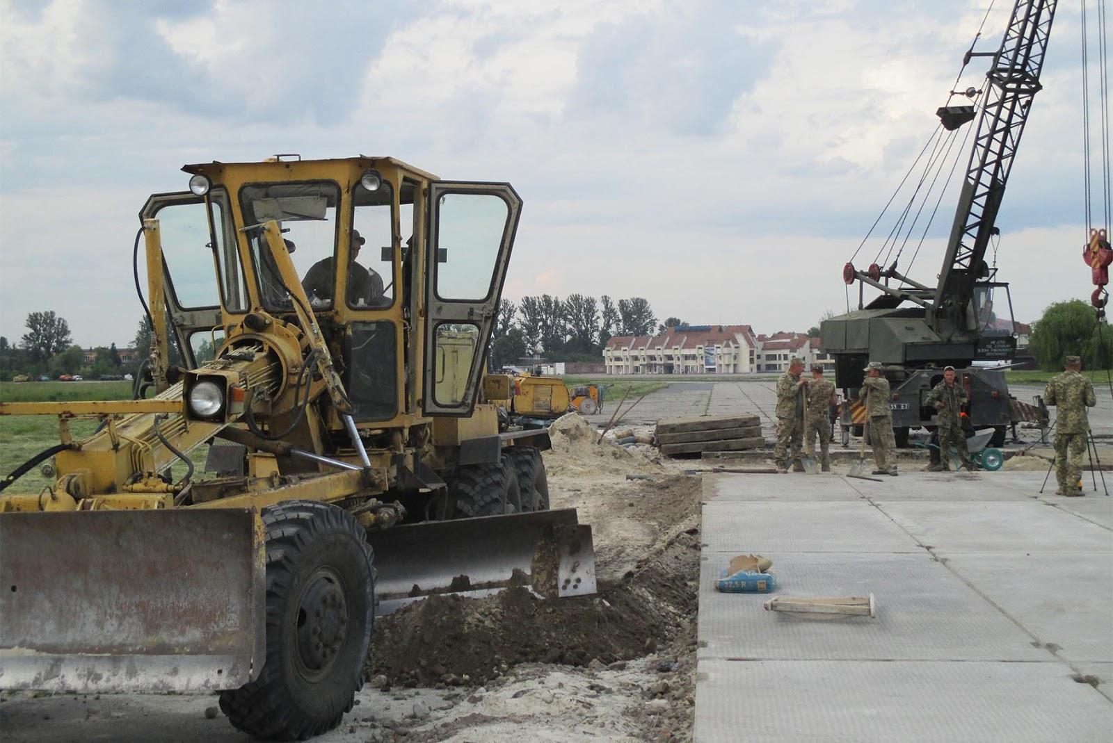 Інженерні війська отримають американську техніку