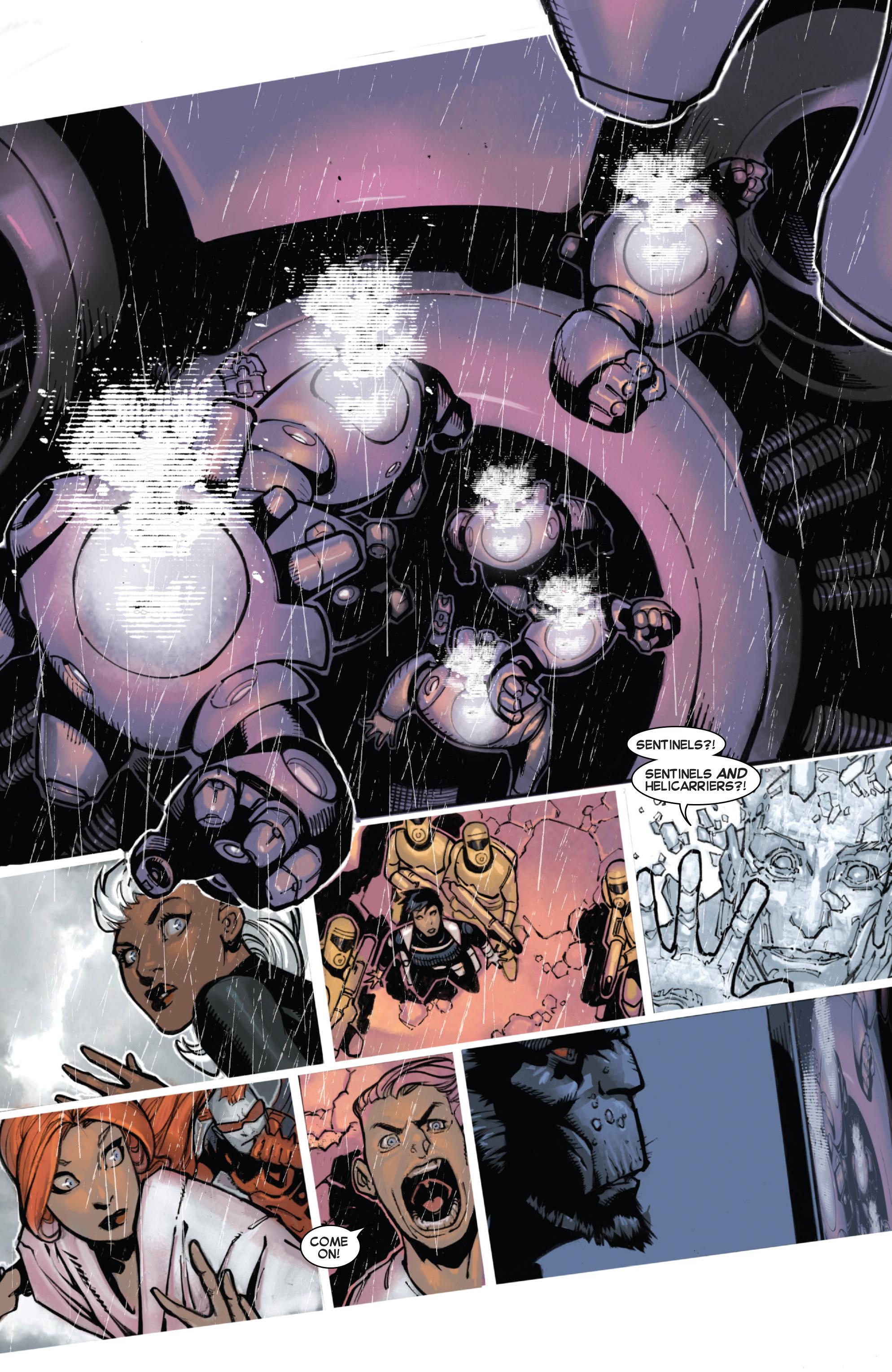 Read online Uncanny X-Men (2013) comic -  Issue #22 - 10