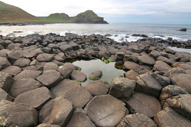 Columnas Basalticas de la Calzada de los Gigantes