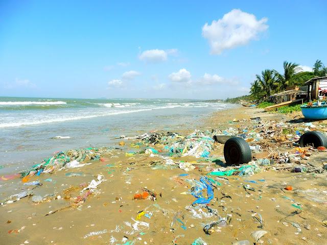 vietnam basura