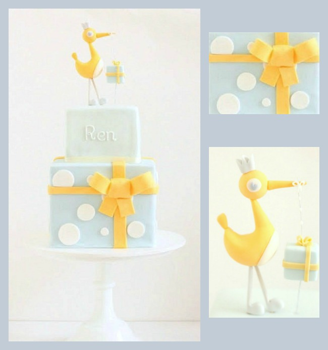 The most beautiful Christening cakes