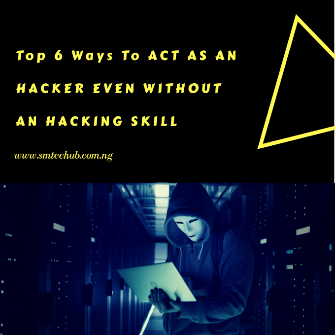 Top 6 Ways To Look Like An Hacker and Get Popular Among Friends