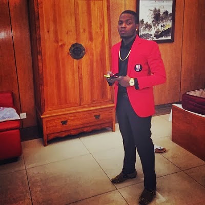 Rapper Olamide Is Going Back To School