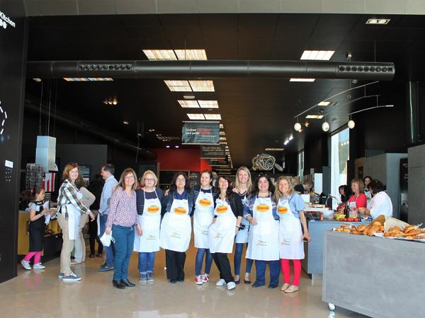 Acibecheria encuentro de bloggers gastron micos en - Singular kitchen valencia ...