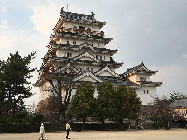 Fukuyama Castle, Hiroshima Prefecture