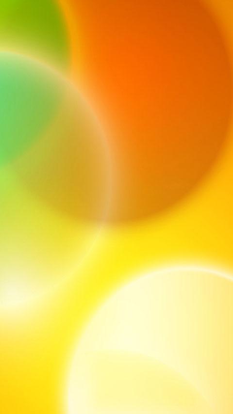 nokia n9 beautiful colors wallpaper