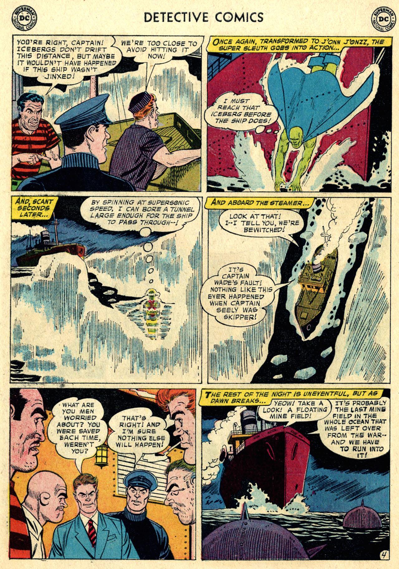 Read online Detective Comics (1937) comic -  Issue #258 - 30