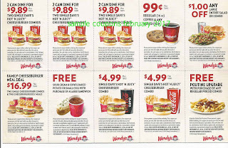 Wendys coupons for february 2017