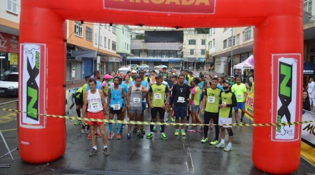 1º Circuito NX Natural Extremo reúne mais de 100 corredores no Regadas