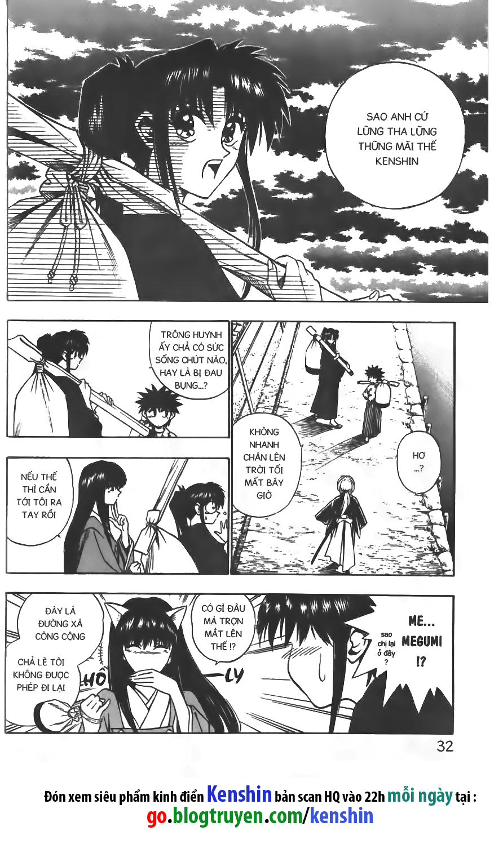 Rurouni Kenshin chap 49 trang 9
