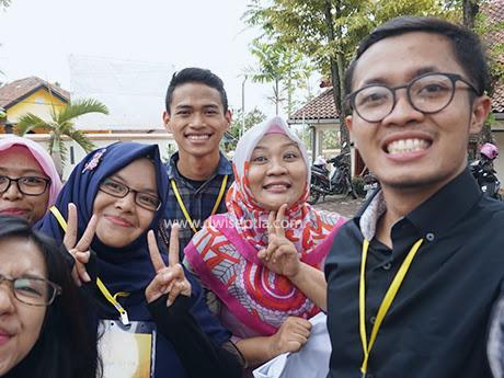 Bahagianya Bisa Menginspirasi dan Terinspirasi di Kelas Inspirasi Semarang #KISemarang4