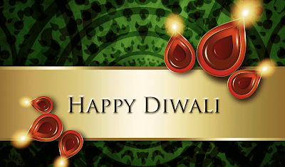 Happy Diwali Shubh Diya HD Wallpaper