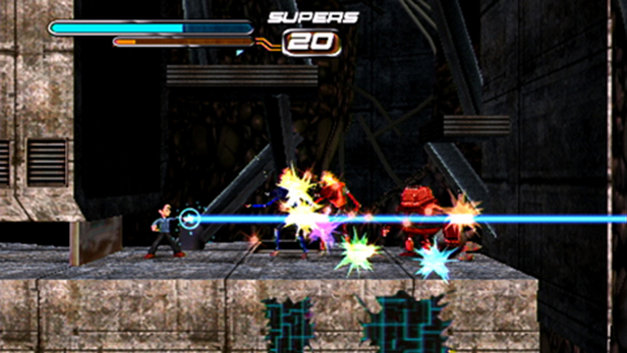 Astro Boy: The Video Game screenshot 1