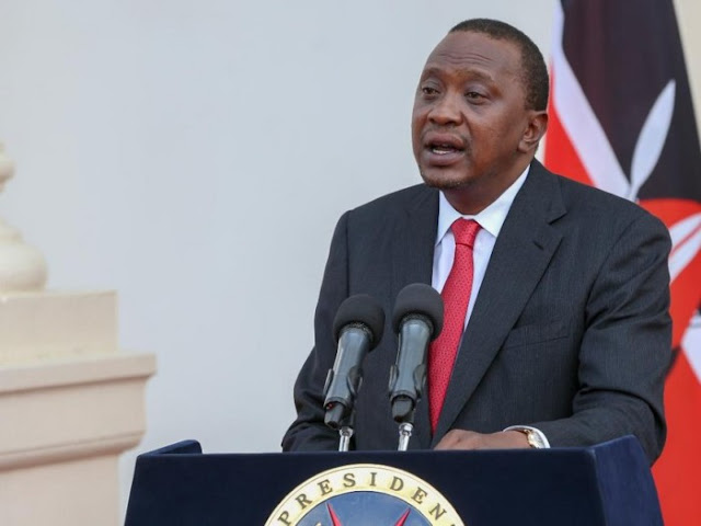 Source: Referendum Threatens Uhuru's Development Record