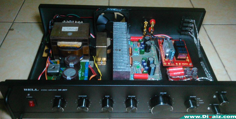 Cara Menghilangkan Dengung Pada Power Amplifier Rakitan