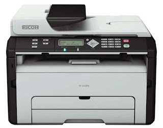 Download Driver Ricoh SP 203SFn