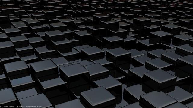3d Wallpapers Black