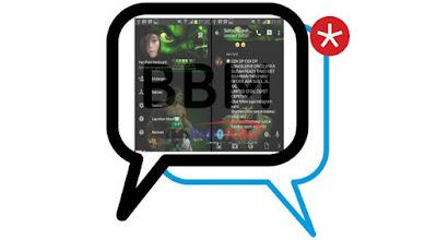 BBM Mod Tema Hulk v2.13.1.14 Apk Terbaru