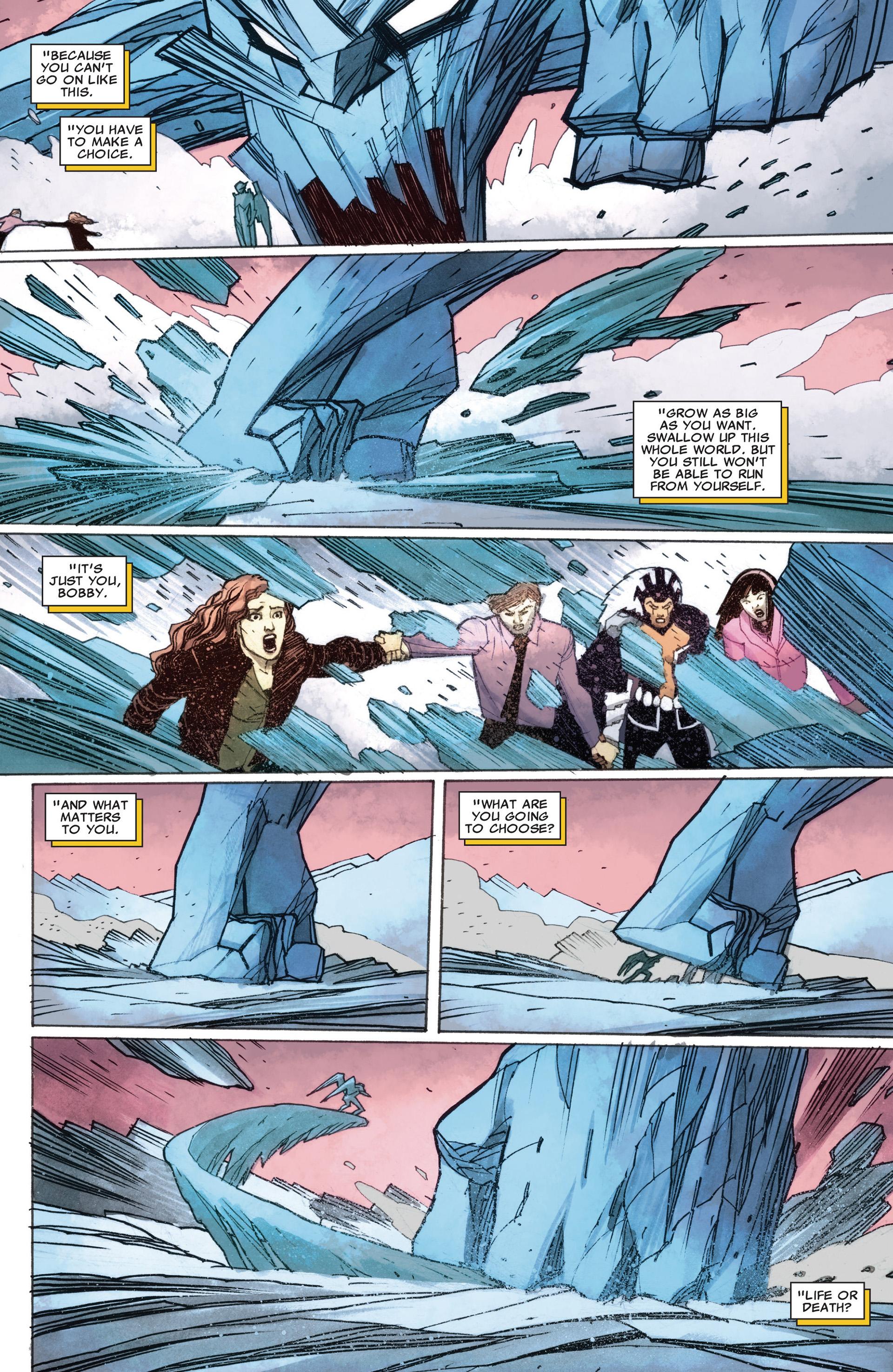 Read online Astonishing X-Men (2004) comic -  Issue #65 - 16