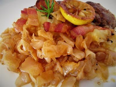 Dinstani kiseli kupus / Braised sauerkraut