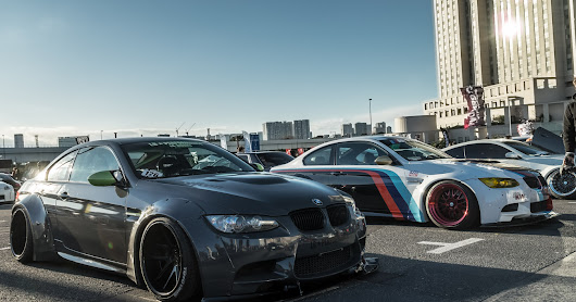 Photo Gallery: BMW's of StanceNation Japan 2017