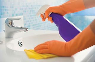 Agua a presión caliente para la limpieza integral de comunidades.