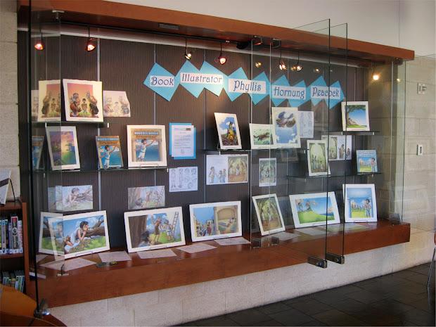 Art Of Phyllis Hornung Peacock Display