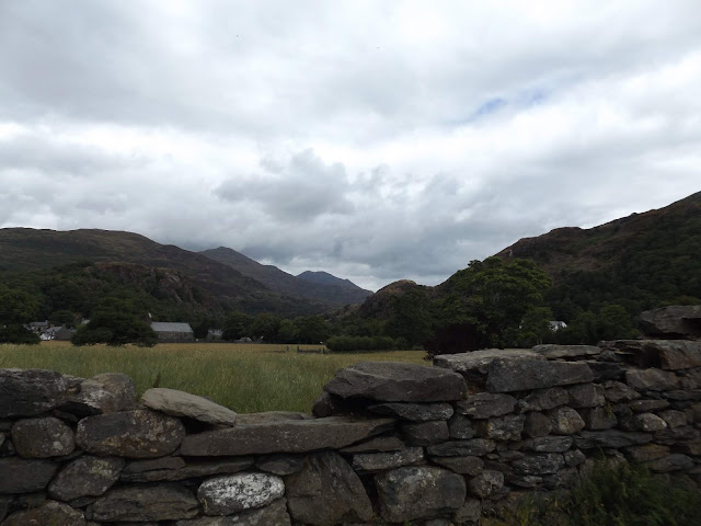 beddgelert, snowdonia, north-wales, travel