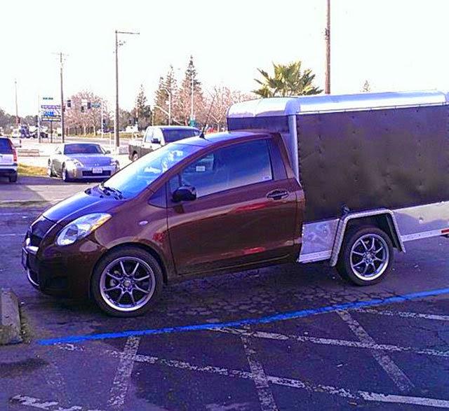 Gambar Modifikasi Mobil Yang Gagal