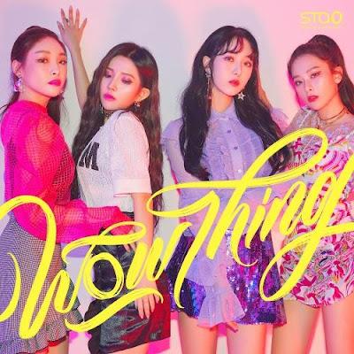 Lirik Lagu Seulgi, SinB, Chungha & Soyeon - Wow Thing [Romanization, Hangul, English, Terjemahan]