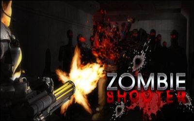 Zombie Shooter - Jeu d'Action / Tir sur PC