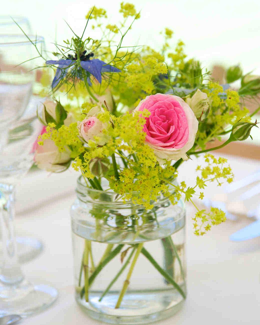 Wedding Flower Centerpieces Ideas