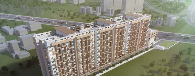 2 & 3 BHK flat for sale in Kondhwa, Pune