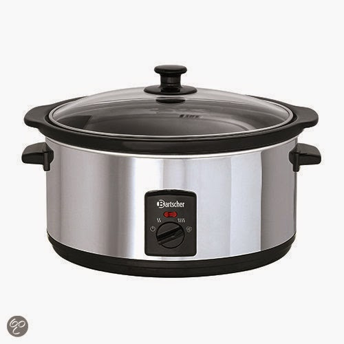 bartscher slow cooker