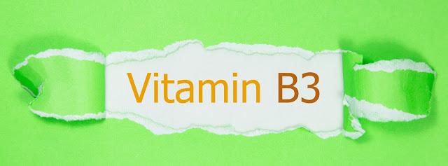 وظائف وفوائد ( النياسين ) فيتامين B3 - المصادر الغذائية ، نقصه وسميته