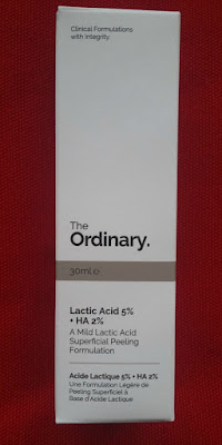The Ordinary Ácido Láctico 5%+HA 2%