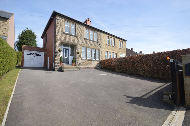This Is Huddersfield Property - 3 bed semi-detached house for sale Wakefield Road, Lepton, Huddersfield HD8