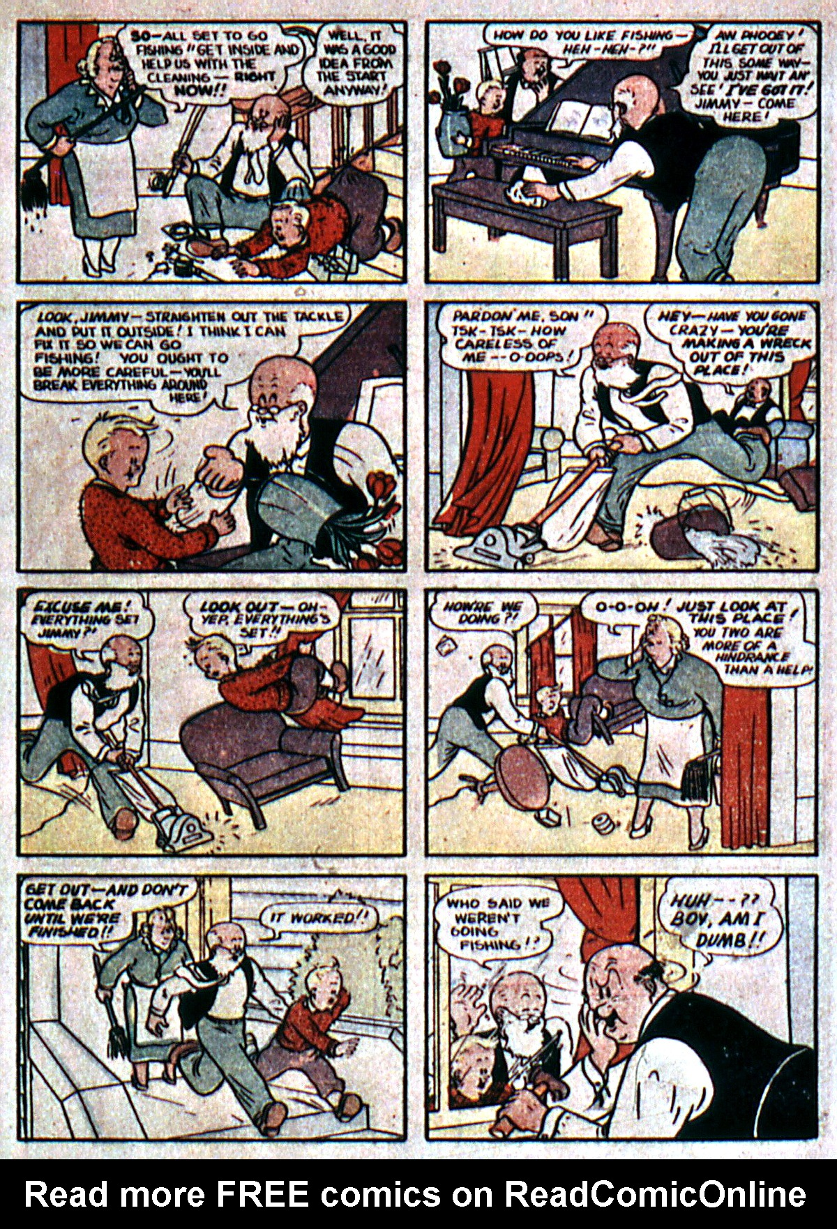 Read online Action Comics (1938) comic -  Issue #5 - 15