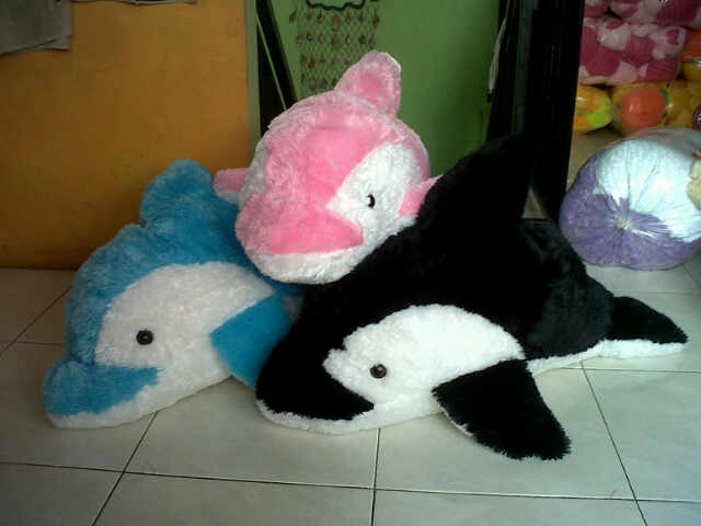 Boneka lumba-lumba besar ~ toko boneka online  9f99c3a7ac