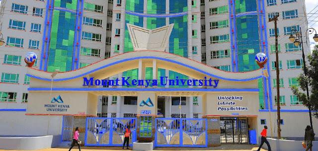 List of Mount Kenya University Campuses in Kenya