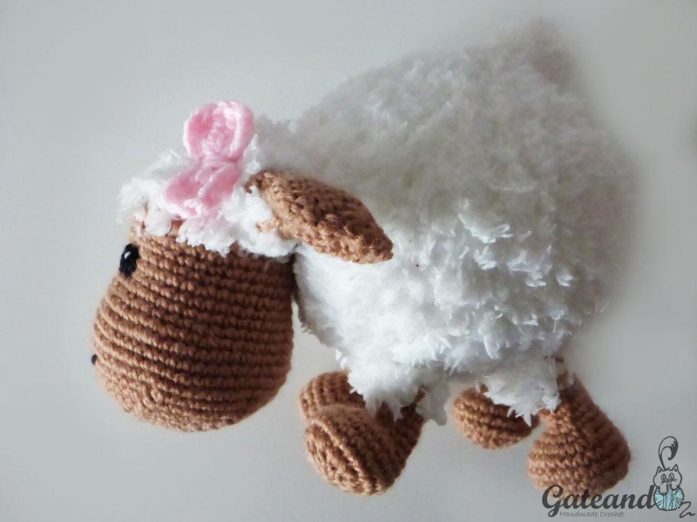 Pecora Amigurumi Tutorial 🐑 Sheep Crochet - Oveja Crochet - YouTube   750x1000