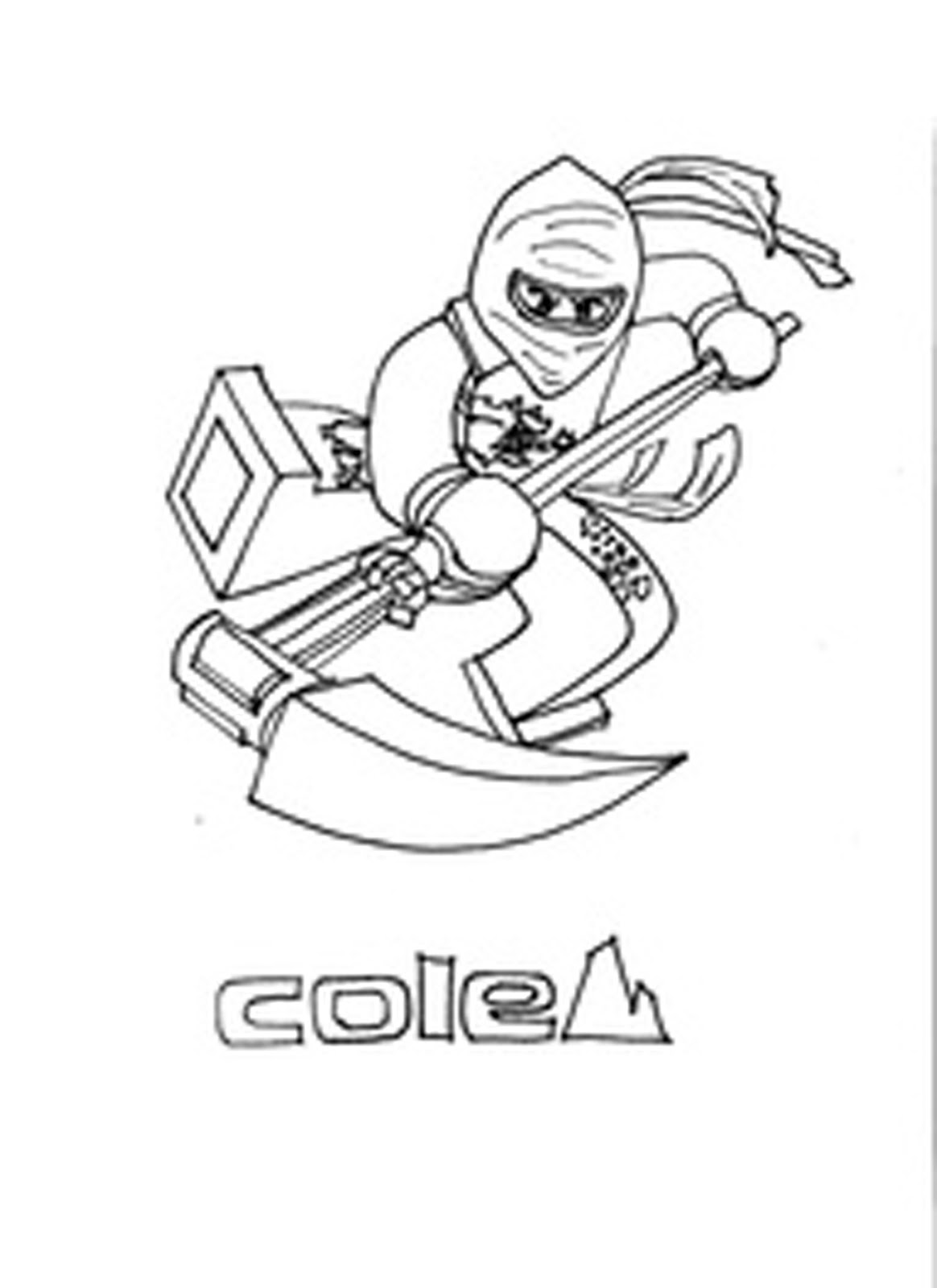 Free Coloring Pages for Kids 2