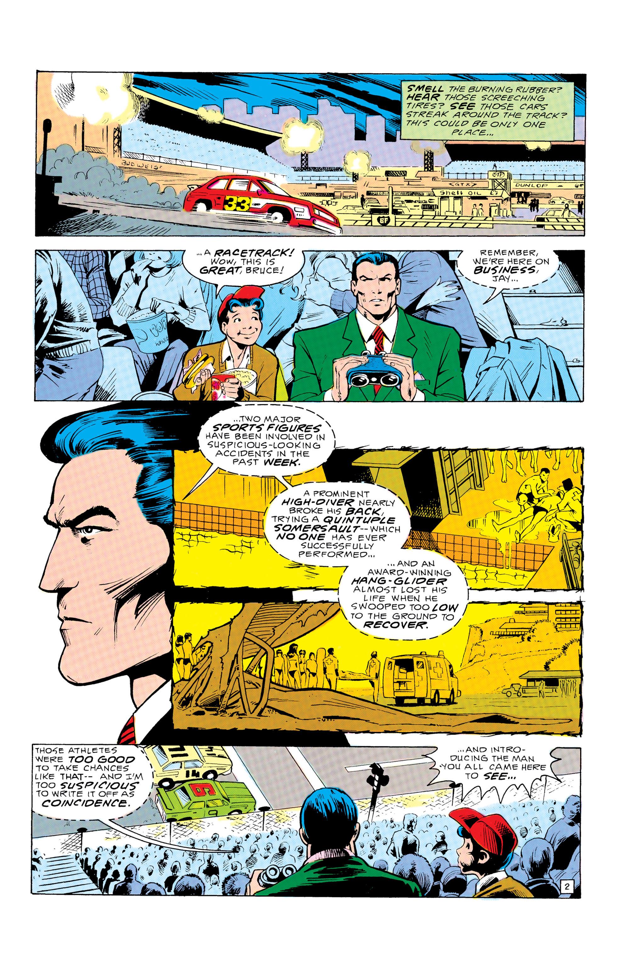 Detective Comics (1937) 571 Page 2