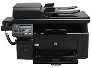 Image HP LaserJet Pro M1216nfh Printer