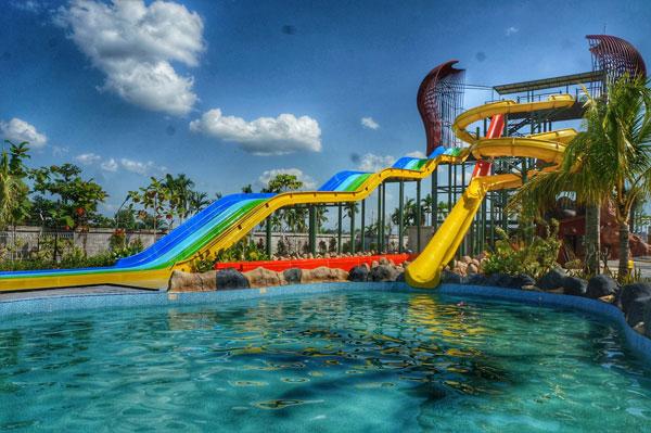 Paradis-Q Waterpark